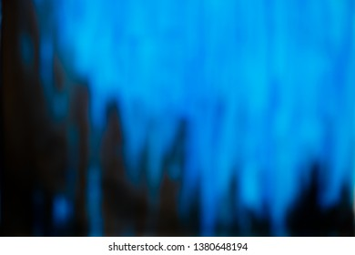 Unfocused blue background. Grunge. Wallpaper.
