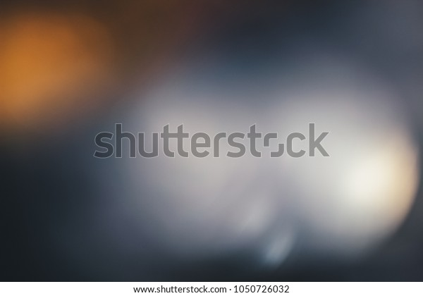 Unfocused bokeh glares of light concept with space for copy or text