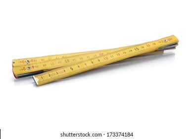 Unfolding a Ruler