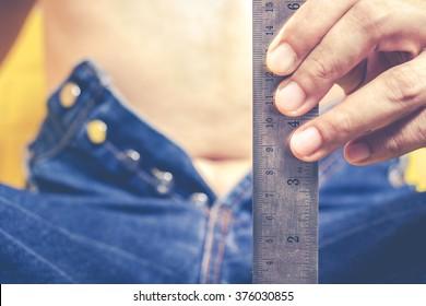 penis er mindre