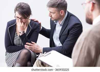 Unhappy wife wants to break up with her husband
