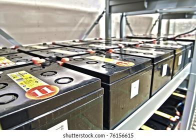 Uninterruptible Power Supply Battery