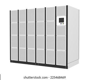 Uninterruptible power supply for data center, server room