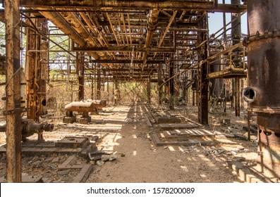 Union Carbide Chemical Plant, Bhopal, India
