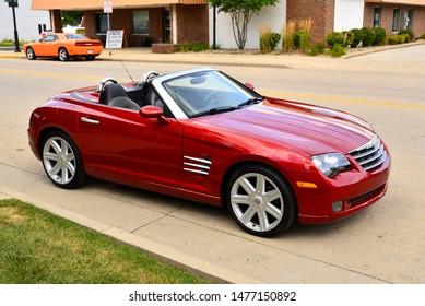 Chrysler Crossfire Images Stock Photos Vectors Shutterstock