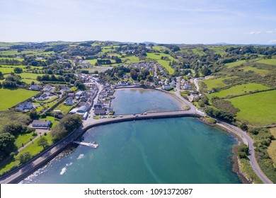Union Hall, West Cork, Ireland. A beautiful little fishing village situated in the centre of West Corks coastal paradise.