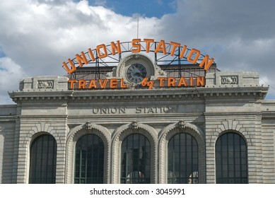 Union Station, Denver CO