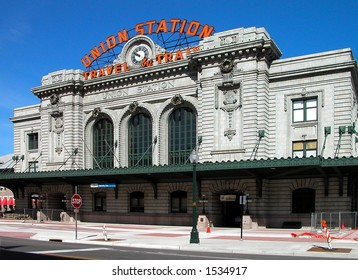 Union Station, Denver, Colo.