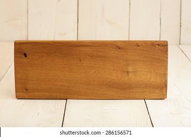 Unique cutting board on display