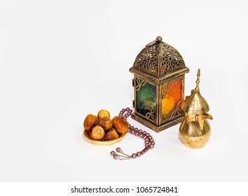 Unique Lantern with dates food