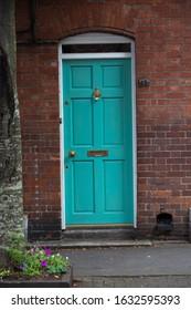 A unique looking door found in Dublin