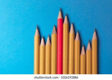 The unique Pencils