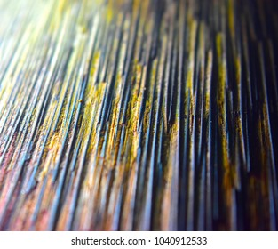 Unique wooden surface isolated abstract background photograph