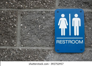 Unisex Bathroom