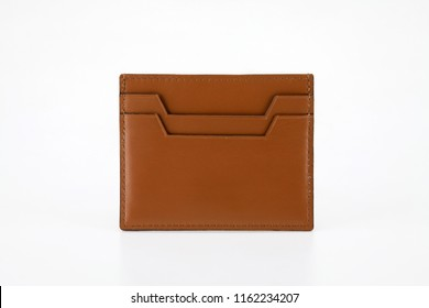 Unisex Business Leather Card Holder