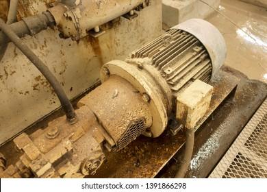 Unit pump for hydraulic pump station , piston pump , reciprocation hydraulic pump.