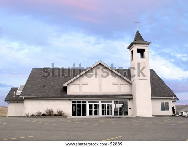 United Church in Alberta, Canada