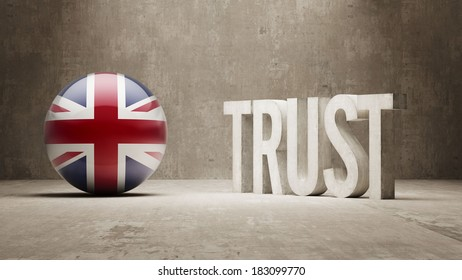 United Kingdom High Resolution Trust Concept