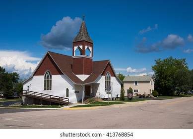 United Methodist Church building in Ely, Minnesota