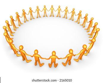 United People - Orange