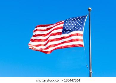 United States of America flag.