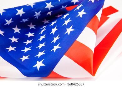 United States of America flag. Stock image