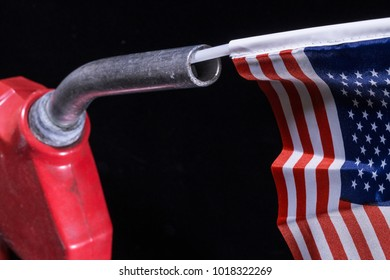 United States of America and the obsession with oil and gasoline