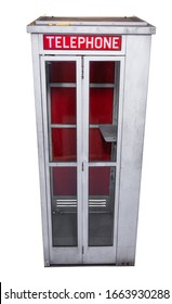 United States of America Telephone Booth
