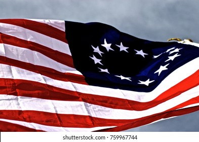 United States Betsy Ross Flag 4th of July