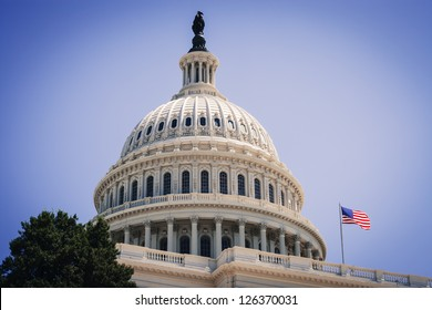 United States Capitol Building Dome