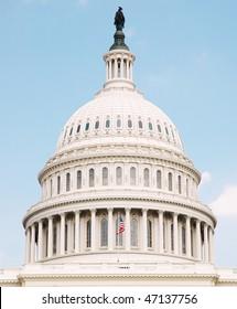 United States Capitol building rotunda