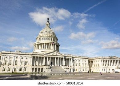 United States Capitol Building in USA