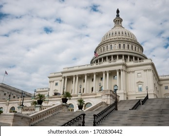 United States Capitol Building Views