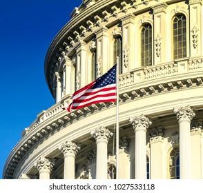 United States Capitol Building - Washington DC, USA
