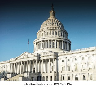 United States Capitol Building - Washington DC, USA