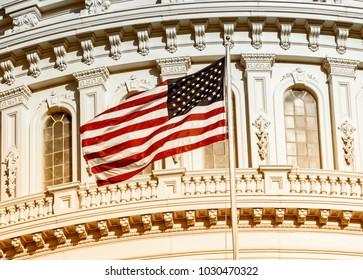 United States Capitol Building- Washington DC USA