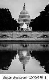 United States Capitol Building - Washington DC United States of America