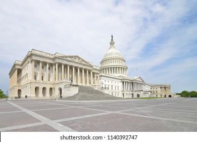 United States Capitol Building  - Washington D.C. United States of America