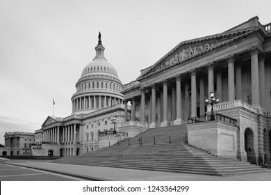 United States Capitol Building - Washington DC, United States of America