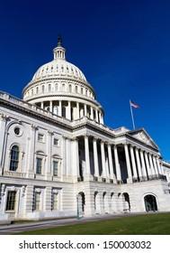 United States Capitol Building, Washington, USA.