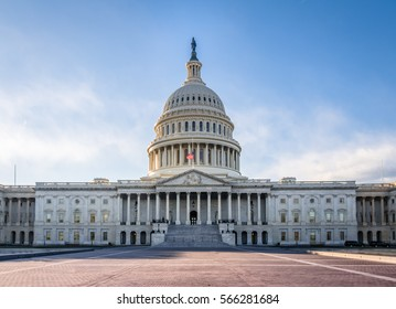 United States Capitol Building - Washington, DC, USA
