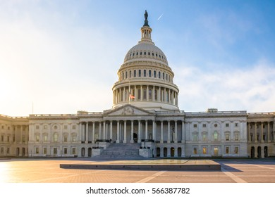 United States Capitol Building - Washington, DC, USA