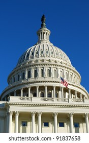United States Capitol building, Washington DC, USA / United States Capitol