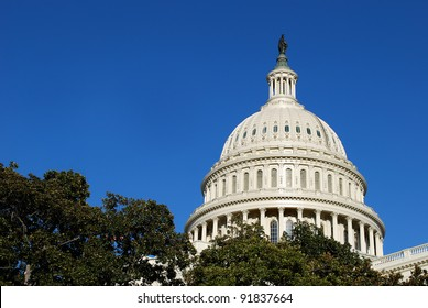 United States Capitol building, Washington DC, USA / United States Capitol Dome