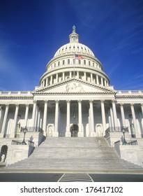 United States Capitol Dome, Washington D.C.