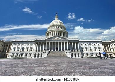 United States Capitol in Washington