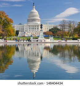 United States Capitol - Washington DC