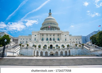 The United States Capitol in Washington, DC.