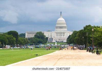 United States Capitol - Washington DC