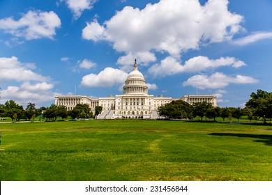 United States Capitol in Washington, D.C